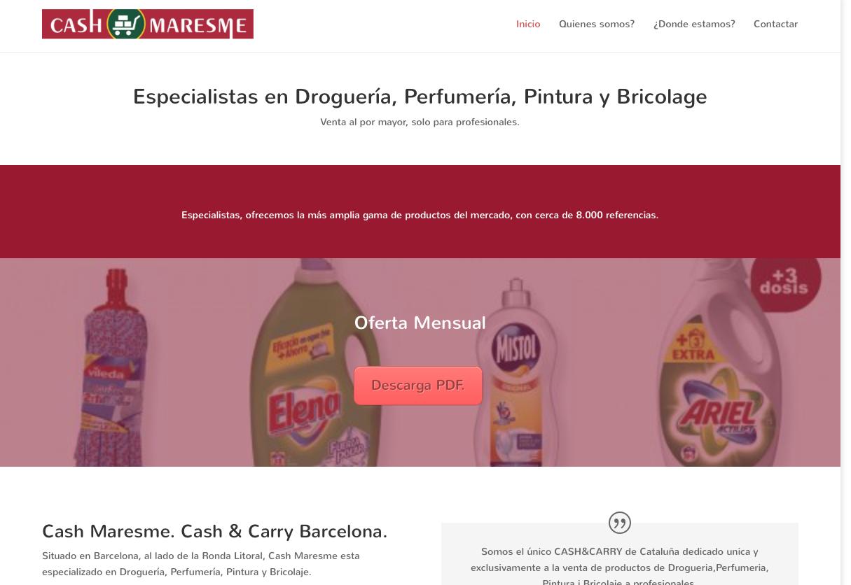 cash maresme barcelona logo